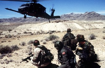 Air Force pararescue specialist work is predominantly outdoors and always exciting.