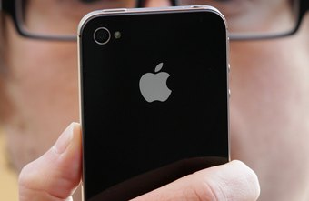 The iPhone 4S Screen Is Black but Makes Sound | Chron com