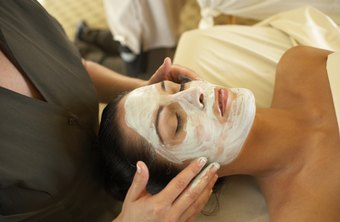 Estheticians usually provide a professional consultation before administering a facial.