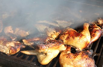 Most barbecue is made in a smoker or pit.