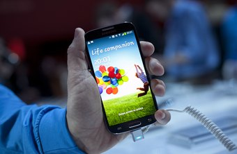 How to Set Up Proxy Settings for a Samsung Galaxy S4 | Chron com