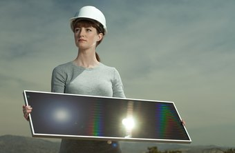 Installing solar panels to produce energy is becoming popular.