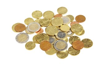 Gold coins can be a sizeable investment.