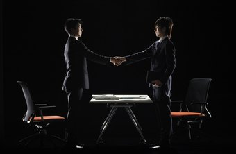 A partnership agreement may be an oral contract sealed with a handshake.