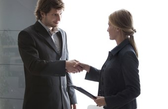 Confidence and poise help you establish a positive tone in an interview.