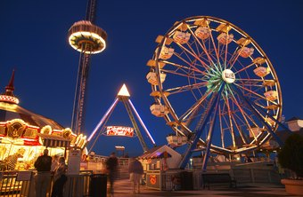 Amusement parks and other recreation businesses that operate seasonally may be exempt from overtime laws.