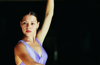 Rehearsal is part of a prima ballerina's daily life.