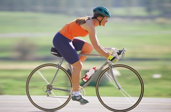Your ability to balance affects the difficulty of outdoor cycling.