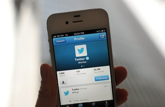 Apple's iOS is one of the mobile platforms with an official Twitter app.