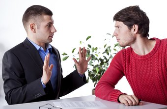 Assure the interviewer that you wouldn't lose your temper with a confrontational customer.