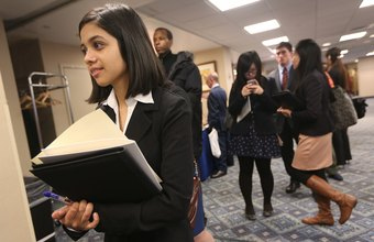 At hotel job fairs, preparation is key to interview success.
