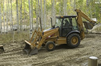 Backhoe operators can work on many kinds of job sites.
