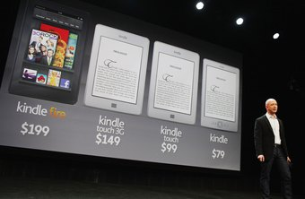 Amazon announced the new Kindle Touch in September of 2011.