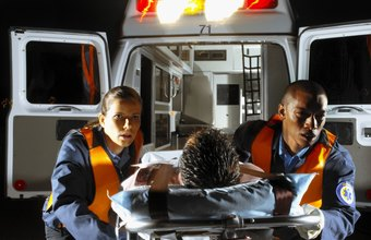 EMTs need qualifications including education, certification and physical strength.