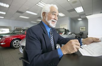 Auto dealership special finance managers may often work long hours.