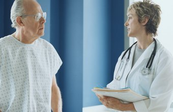 Nurse practitioners may specialize in the field of gerontology, or elder care.