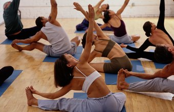 A dynamic class may increase your energy levels.