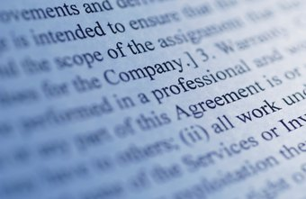 A well-written partnership agreement is meant to minimize the potential for conflict and litigation.