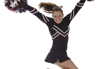 Pro Spirit requires its cheerleaders to be skilled and willing to work hard.