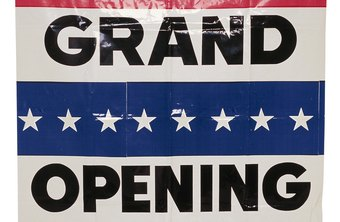 Host a grand opening for your tanning salon if you want to give the new business a good head start.