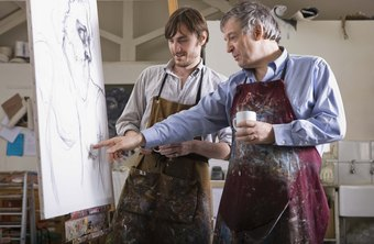 How to Be a Respected Artist Without a Degree | Chron com