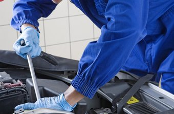 Some auto mechanics specialize, while others offer many repair services.