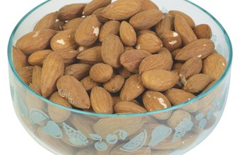 Almond milk lets you enjoy the taste of almonds without as many calories.