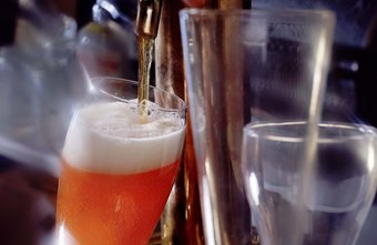 Craft beers are known for distinctive flavor.