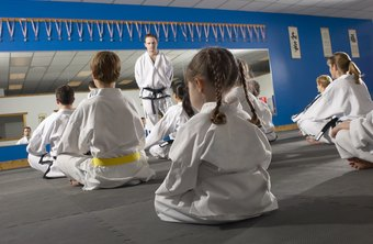 Martial arts are a structured way to keep your kids fit.