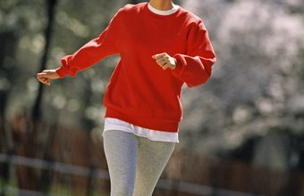 Walking can help you burn excess fat throughout your body.