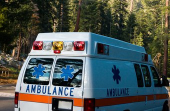 Some ambulence drivers receive standby pay while waiting for a call.