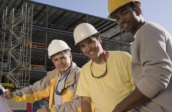 Contractors hold surety bonds to ensure jobs are completed successfully.