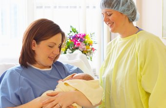 A clinical nurse specialist in obstetrics works with mothers and infants.