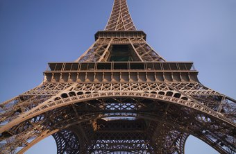 Expenses for a business trip to Paris may be deductible.