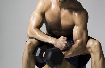 Men's workout routines typically focus on building muscle.