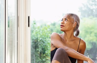 Don't stop exercising because of your age, even if you must remain seated.