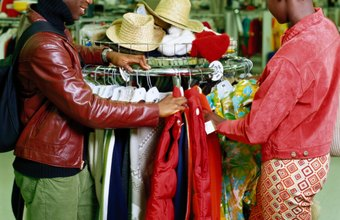 Running a thrift store is a way many nonprofits raise funds.