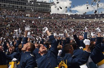 All Air Force Academy grads go on to be officers.