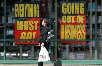 You should dissolve your corporation when you go out of business.