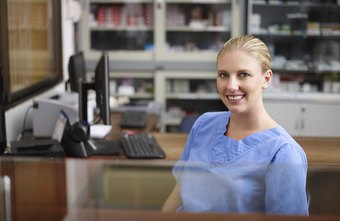 Medical assistants perform both clinical and clerical duties.