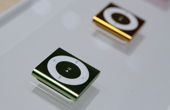 How to Download Songs Onto an iPod Shuffle | Chron com