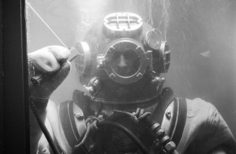 Nuclear-cleared divers may find themselves welding underwater, if qualified.