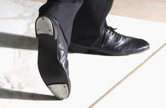 Loose ankles make it easier for tap dancers to execute tap choreography.