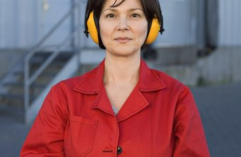 Personal hearing protection equipment is mandatory when workplace noise exceeds OSHA limits.