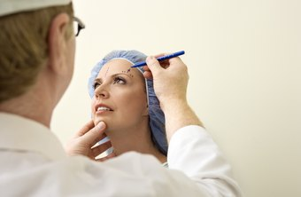 A plastic surgeon requires a large support staff to do his work well.