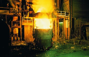 Salary of Steel Plant Workers | Chron com