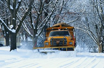 Snowplowing plays a vital role in public safety during snowy winter months.