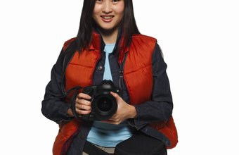 Freelance photographers must develop good contacts to win assignments.