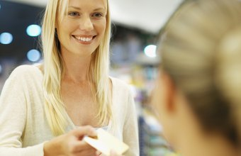 Imposing credit card surcharges requires that merchants inform customers in writing.