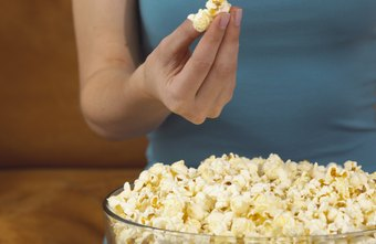 Popcorn For Low Carb Diets Chron Com